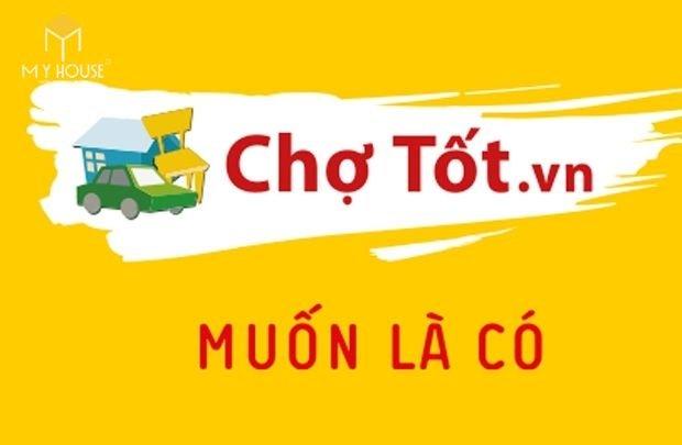 Chotot.vn chính là trang web mua bán và rao vặt lớn nhất ở nước ta hiện nay