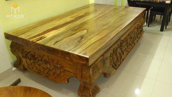 Phản bằng gỗ sao đẹp