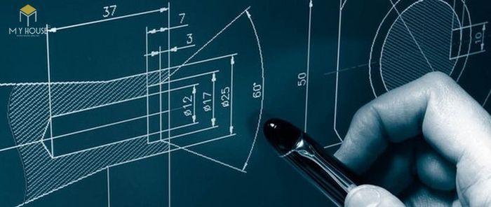 Sử dụng Fillet between parallel lines để bo cung một cách dễ dàng
