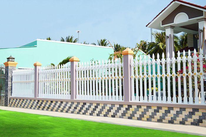 Hàng rào bê tông ly tâm - Mẫu 2