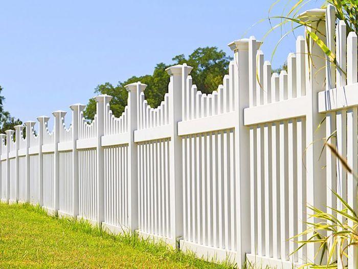 Hàng rào biệt thự bằng gỗ - View 1