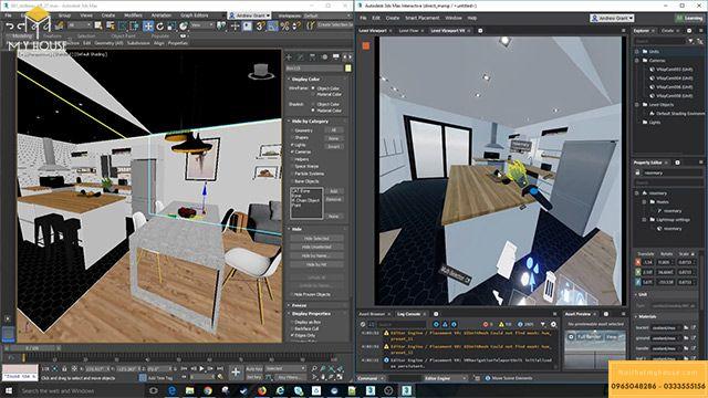 Phầm mềm Autodesk 3ds Max