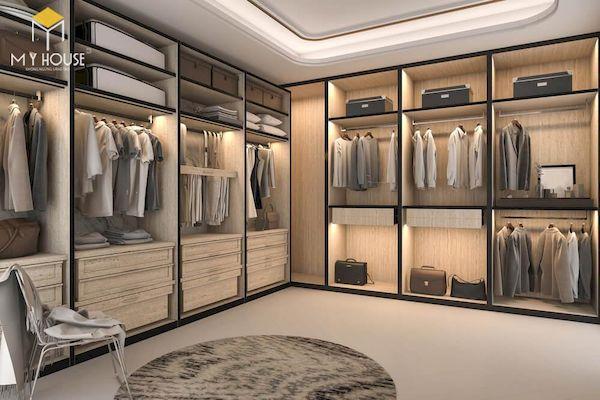 Phòng thay đồ hiện đại - Hình ảnh 2