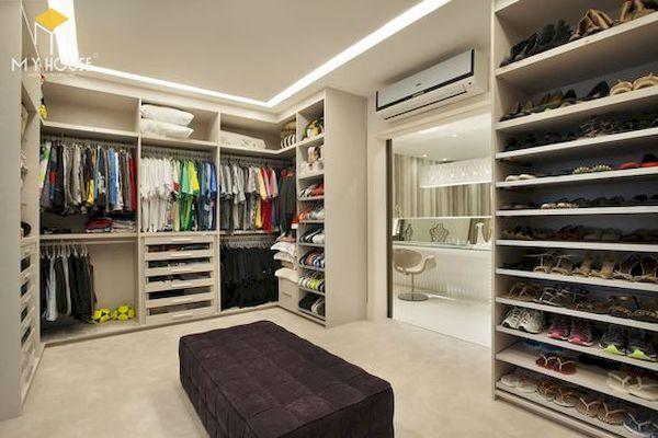 Phòng thay đồ đẹp - Hình ảnh 12