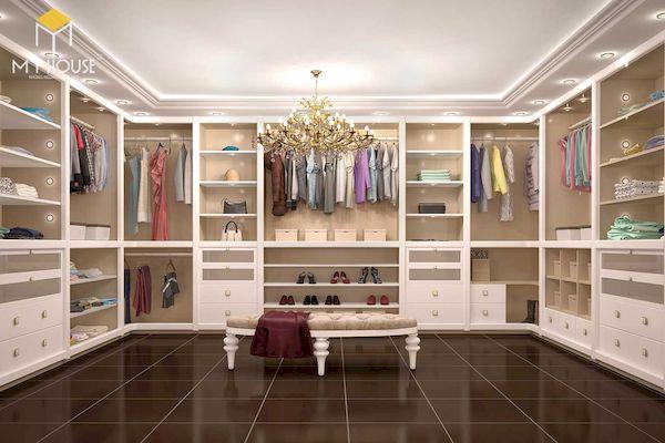 Mẫu phòng thay đồ đẹp - Hình ảnh 15