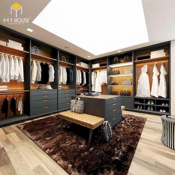 Thiết kế phòng thay đồ hàng hiệu- Hình ảnh 10