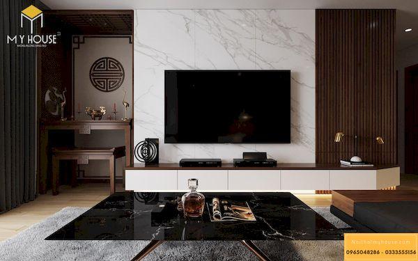 Nội thất phòng khách - hình 3