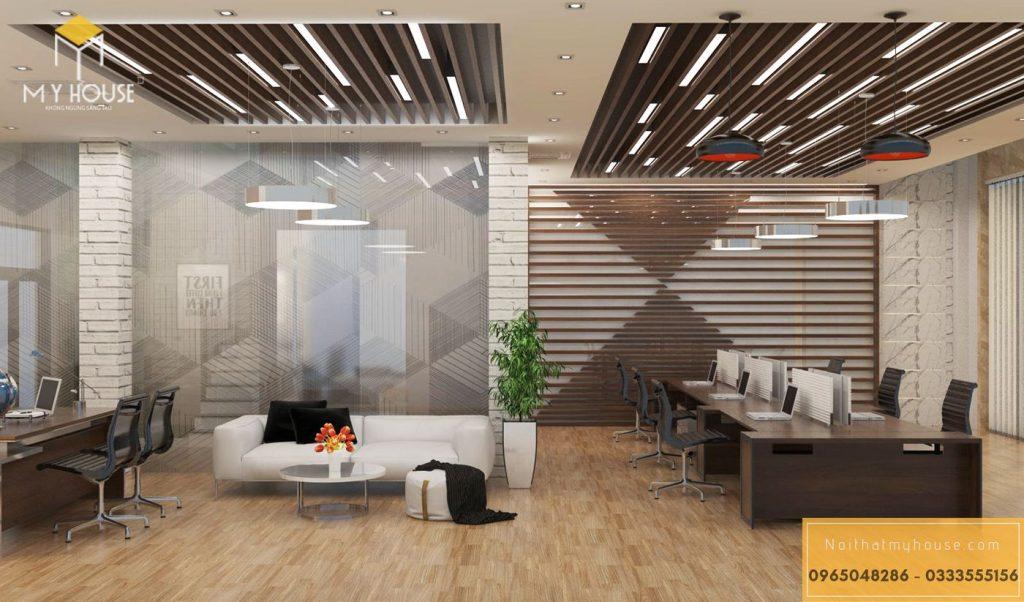 Phòng họp - Phòng giám đốc văn phòng hiện đại