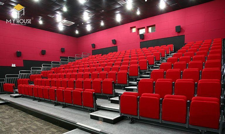 Tiêu chuẩn chung trong thiết kế hội trường 200 chỗ ngồi