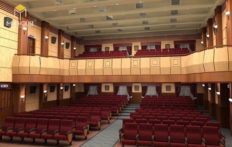 Không gian dành cho khán giả