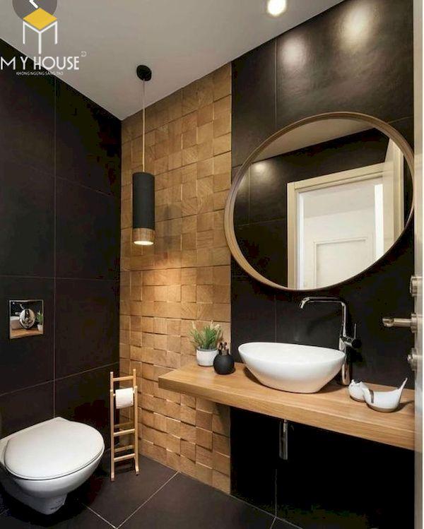 Mẫu lavabo cho phòng vệ sinh đẹp _ Mẫu 12