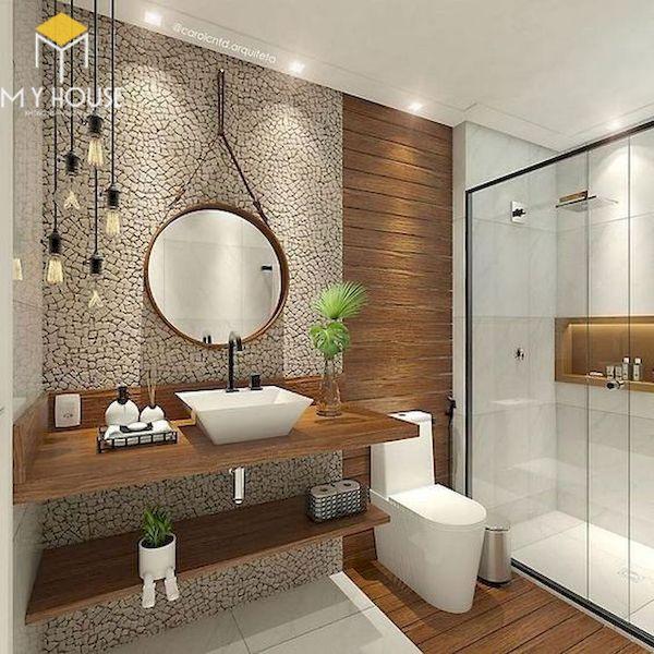 Mẫu lavabo cho phòng vệ sinh đẹp _ Mẫu 13