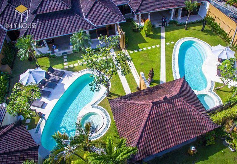 Không gian Resort ấn tượng tinh tế