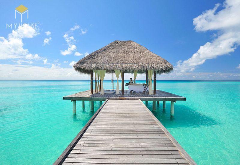 Không gian nghỉ dưỡng tuyệt vời cho du khách