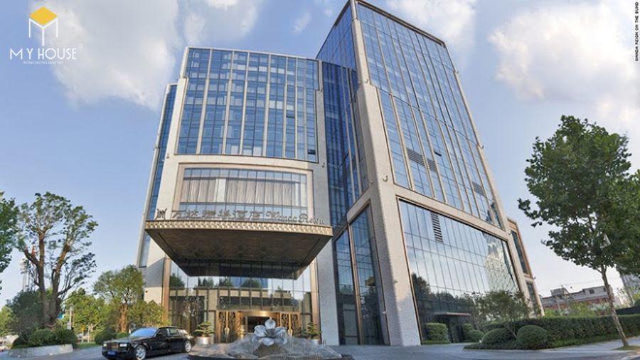 Khách sạn Pangu Plaza tại Bắc Kinh