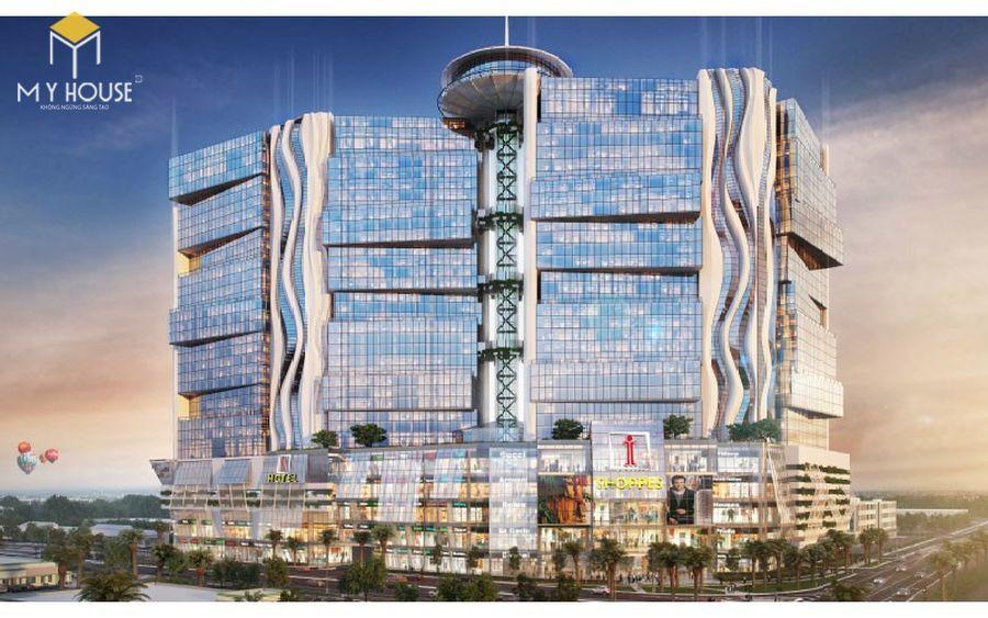 Tổ hợp khách sạn và trung tâm thương mại iSquare, Orlando