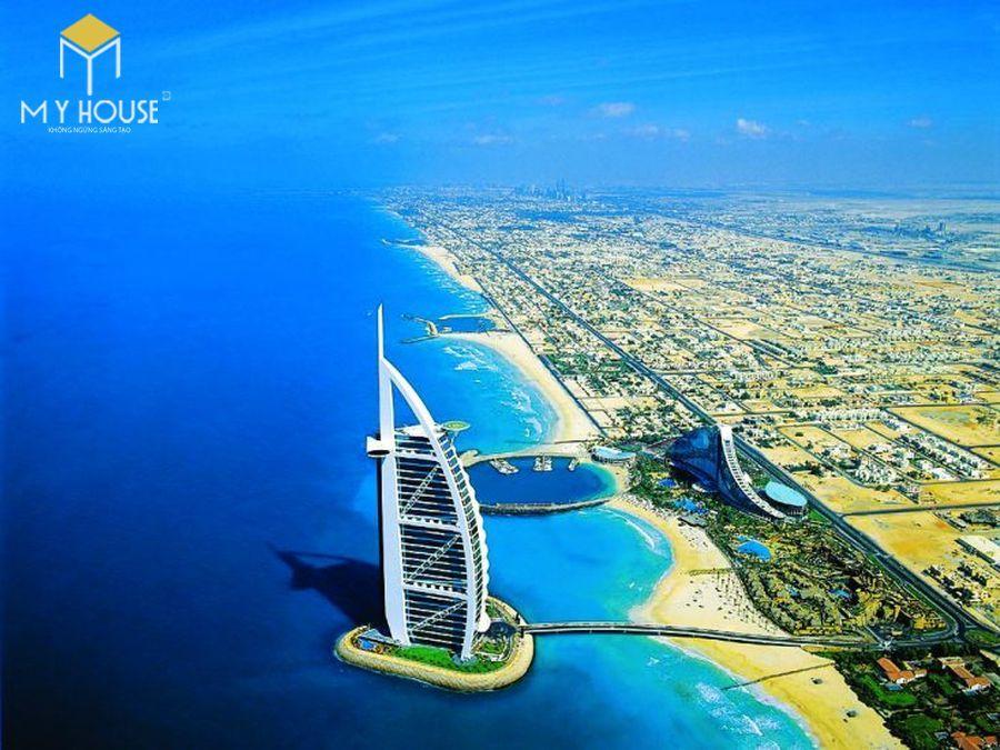 Khách sạn Burj Al Arab (tại Dubai)
