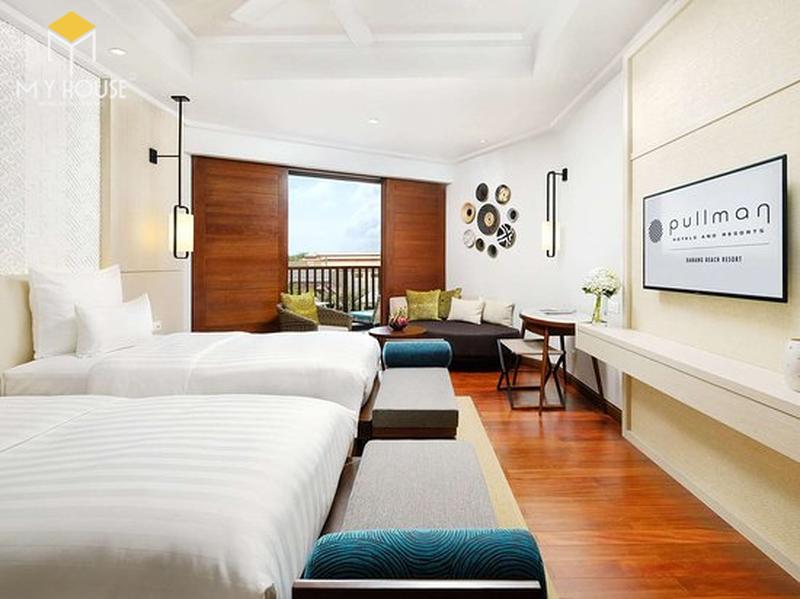 Nội thất khách sạn nghỉ dưỡng 1