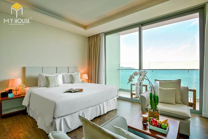 Nội thất khách sạn nghỉ dưỡng hiện đại - View 1