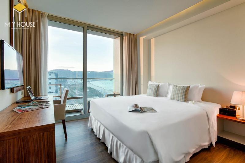 Nội thất khách sạn nghỉ dưỡng hiện đại - View 2