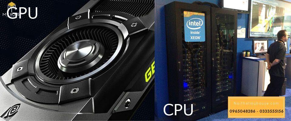 Nên sử dụng CPU hay GPU để render?