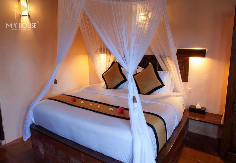 Tiêu chuẩn thiết kế Resort thứ hai mà khu nghỉ dưỡng cần đạt được đó là chất lượng tiện nghi - View 2
