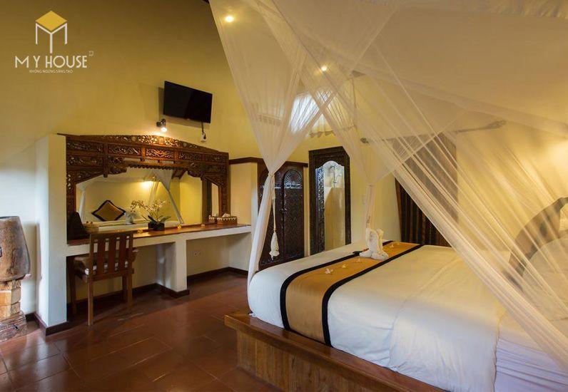 Tiêu chuẩn thiết kế Resort thứ hai mà khu nghỉ dưỡng cần đạt được đó là chất lượng tiện nghi - View 3