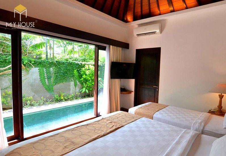 Tiêu chuẩn thiết kế Resort thứ hai mà khu nghỉ dưỡng cần đạt được đó là chất lượng tiện nghi - View 4