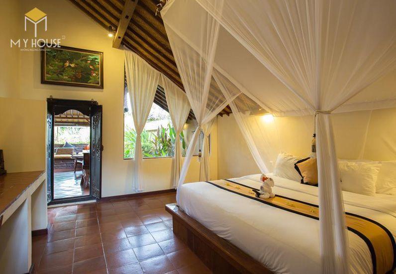 Tiêu chuẩn thiết kế Resort thứ hai mà khu nghỉ dưỡng cần đạt được đó là chất lượng tiện nghi - View 1