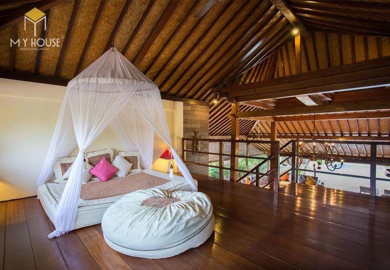 Tiêu chuẩn thiết kế Resort thứ hai mà khu nghỉ dưỡng cần đạt được đó là chất lượng tiện nghi - View 5