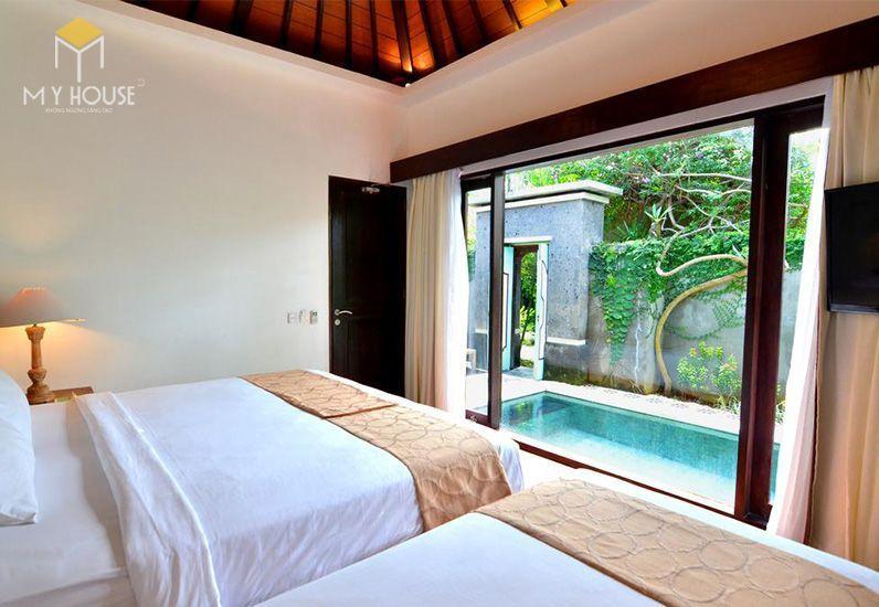 Tiêu chuẩn thiết kế Resort thứ hai mà khu nghỉ dưỡng cần đạt được đó là chất lượng tiện nghi - View 6