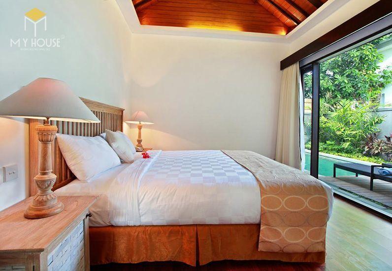 Tiêu chuẩn thiết kế Resort thứ hai mà khu nghỉ dưỡng cần đạt được đó là chất lượng tiện nghi - View 8