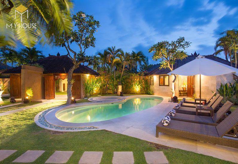 Tiêu chuẩn thiết kế Resort thứ hai mà khu nghỉ dưỡng cần đạt được đó là chất lượng tiện nghi - View 11