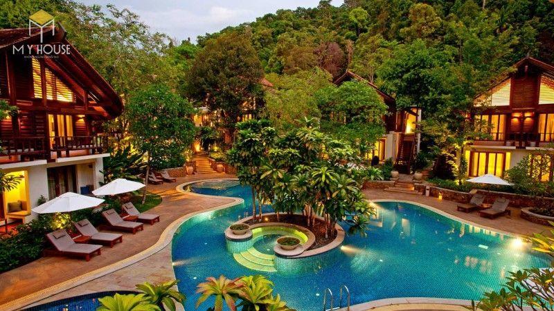 Không gian Resort sang trọng cao cấp - View 8