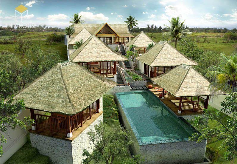 Không gian Resort sang trọng cao cấp - View 6