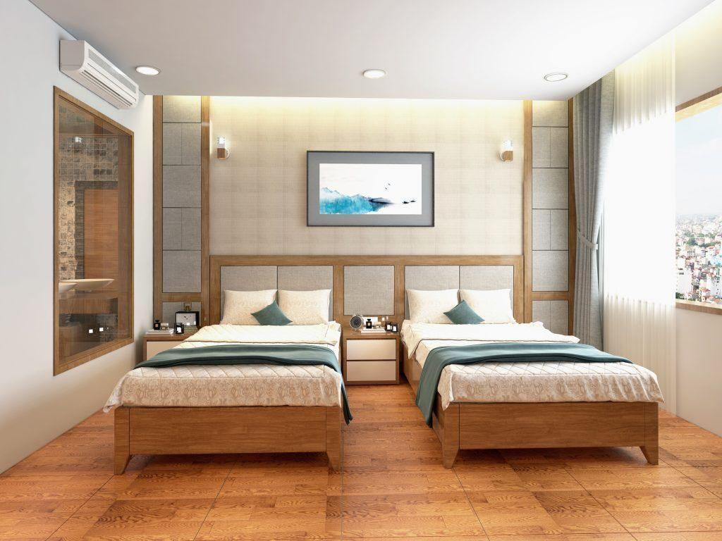 Phòng ngủ khách sạn - View 2
