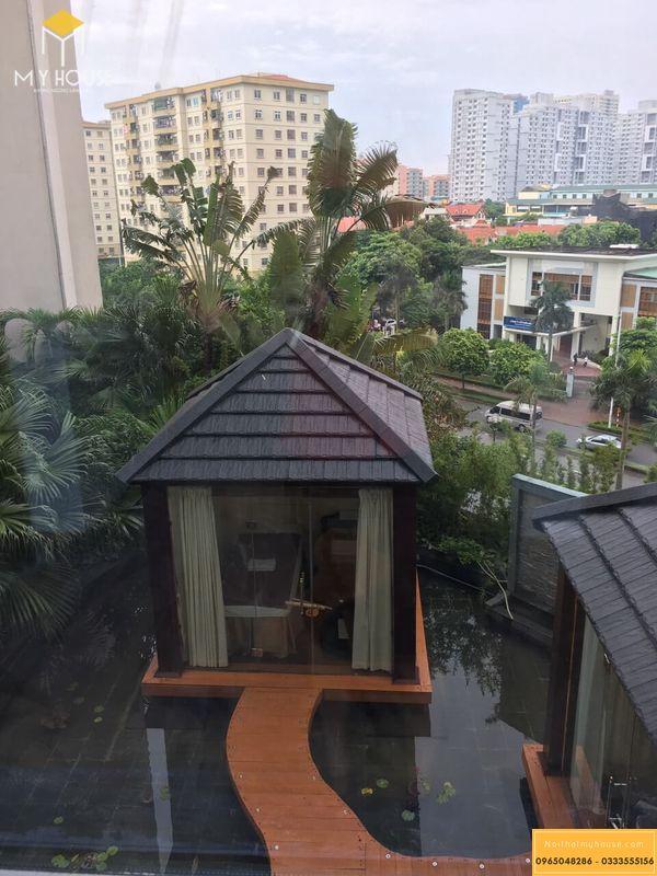 Thi công khách sạn Crowne Plaza West Hanoi - Ảnh 11