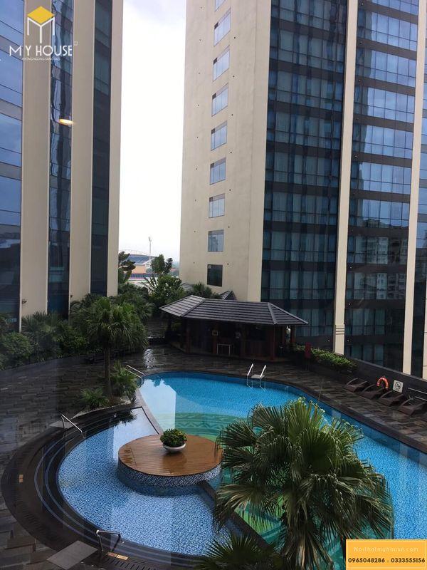 Thi công khách sạn Crowne Plaza West Hanoi - Ảnh 5