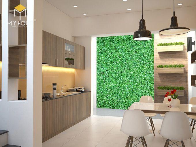 Thiết kế nội thất phòng bếp - View 2