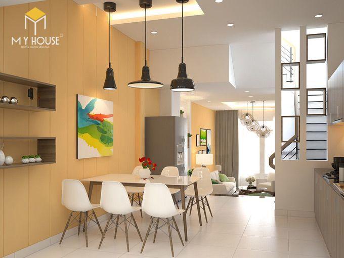 Thiết kế nội thất phòng bếp - View 1