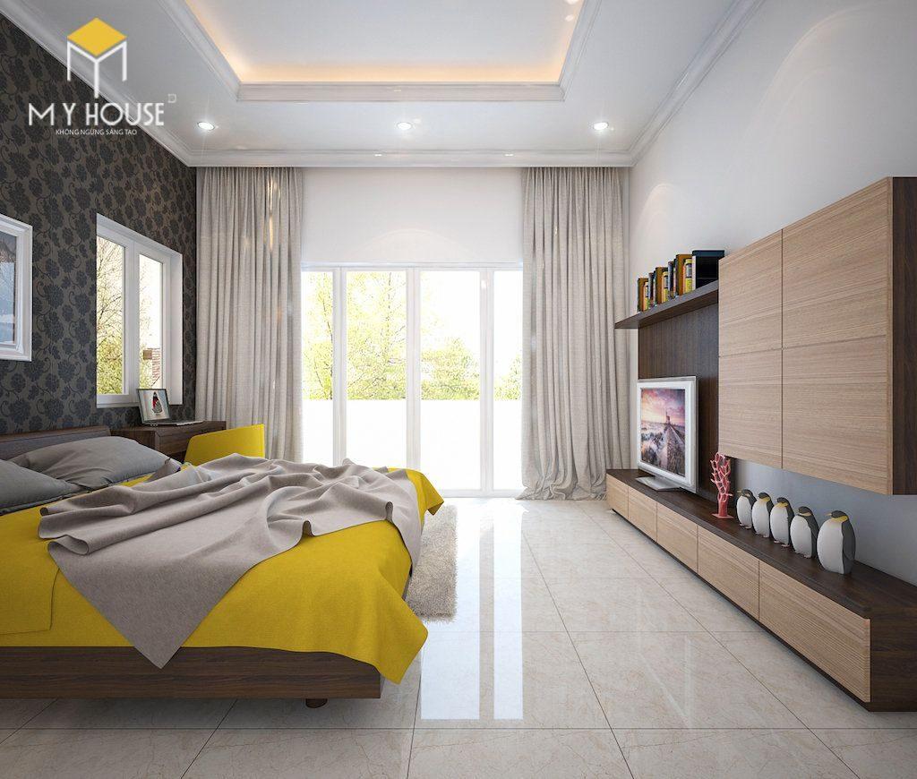 Nội thất phòng ngủ 2 - Mẫu 2