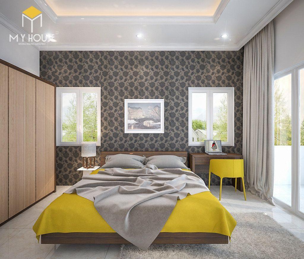 Nội thất phòng ngủ 2 - Mẫu 1