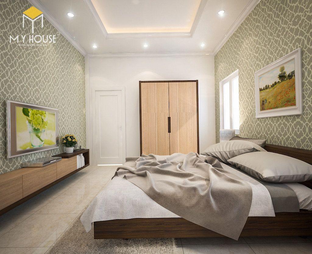 Nội thất phòng ngủ 1 - Mẫu 2
