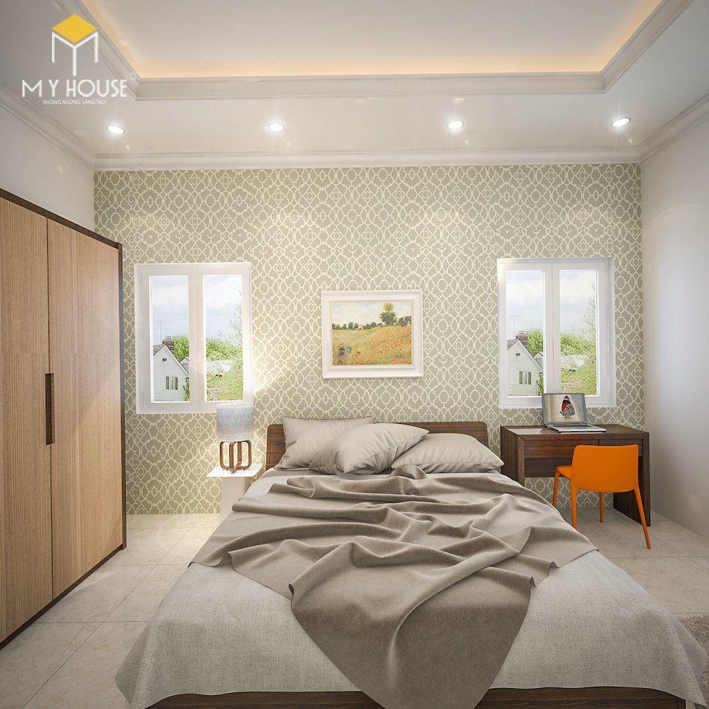 Nội thất phòng ngủ 1 - Mẫu 1