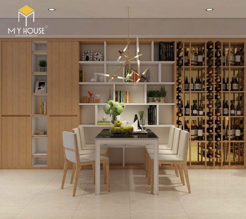 Phòng bếp ấn tượng tinh tế - View 1