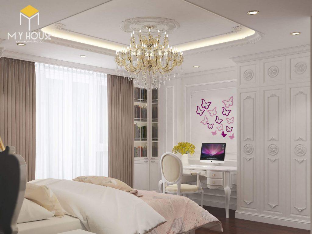 Nội thất phòng ngủ con - View 2