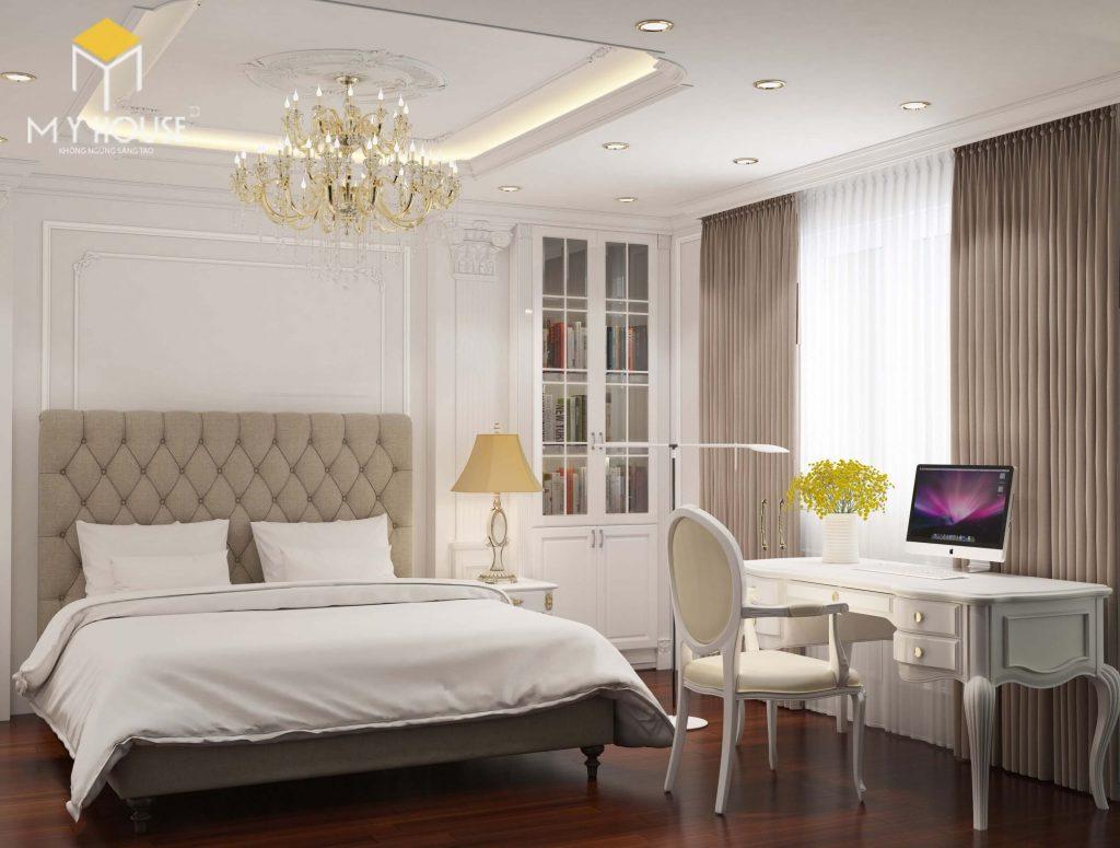 Nội thất phòng ngủ con - View 1