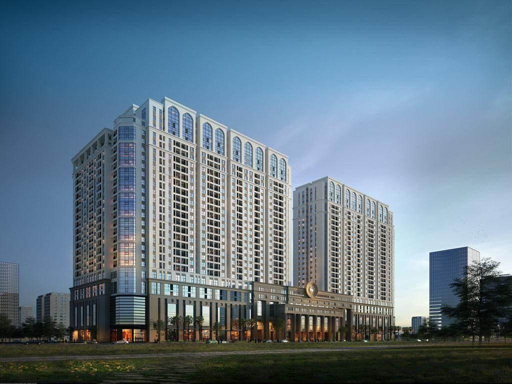 Quy mô dự án chung cư Roman Plaza