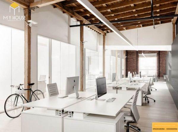 Đơn vị thiết kế nội thất văn phòng uy tín