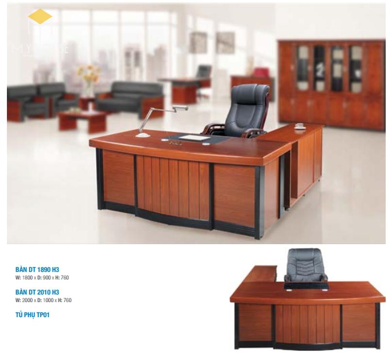 Báo giá bàn ghế văn phòng 16